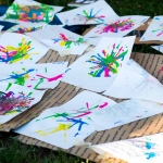 Crafty masterpieces at Fargnoli Park