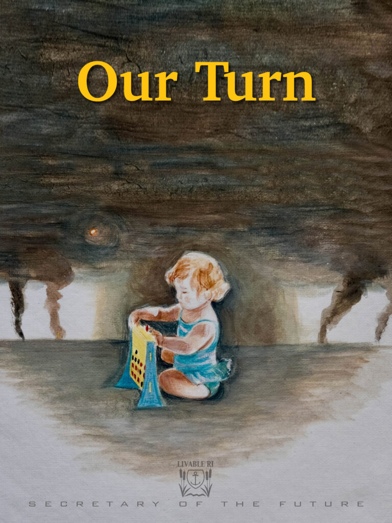 """""""Our Turn"""" by Edith Vonnegut"""