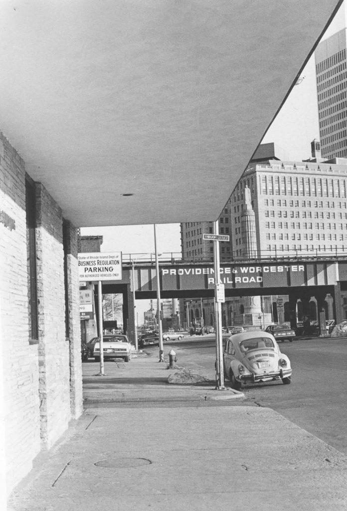 Roberta Kaufman - Providence Worcestor Railroad (1980)