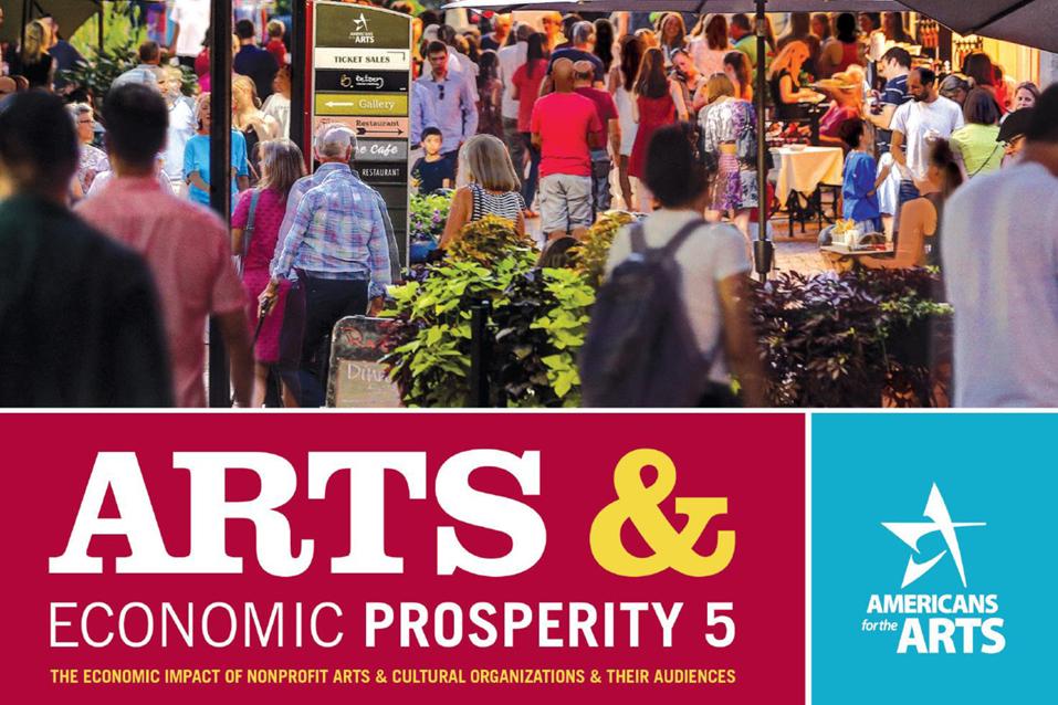 Arts & Economic Prosperity 5 Study - Art, Culture + Tourism