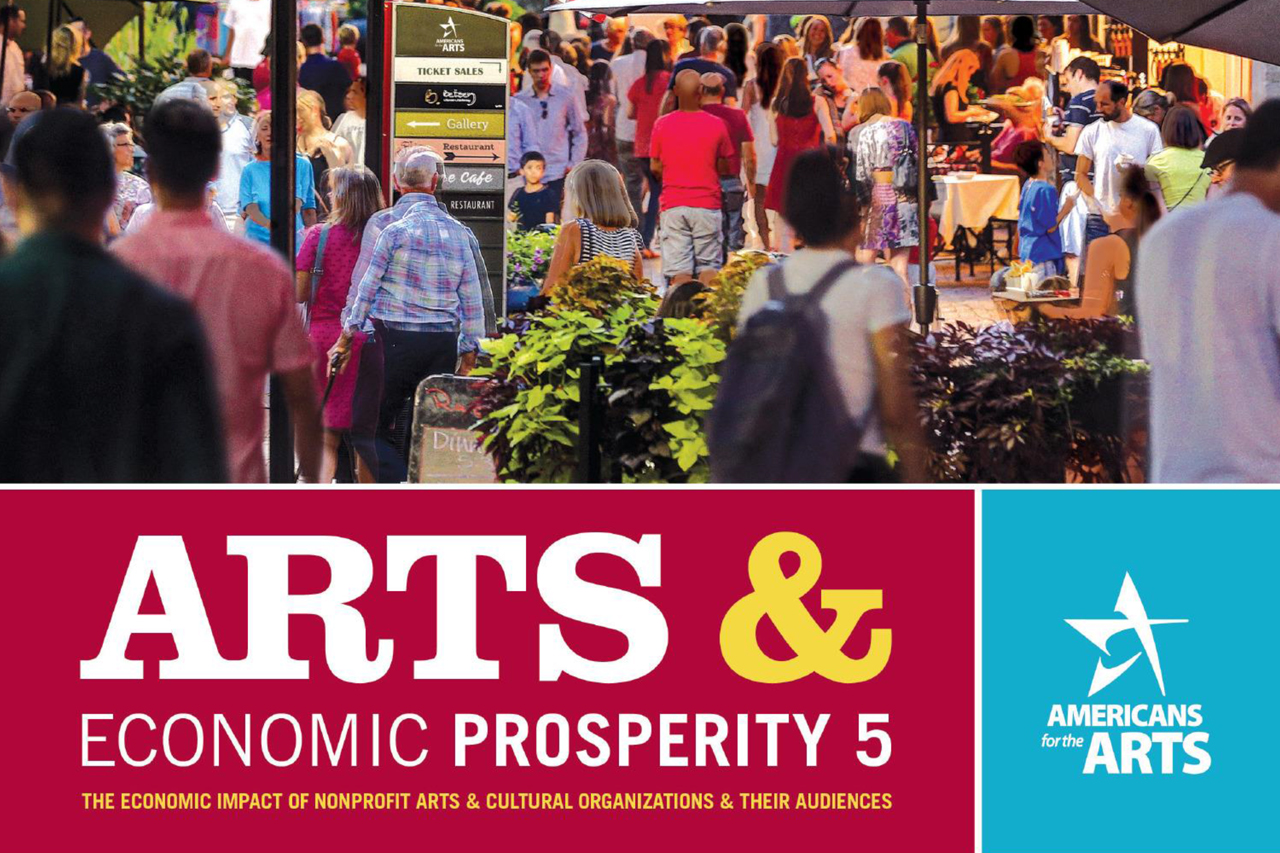 Arts & Economic Prosperity 5 Study