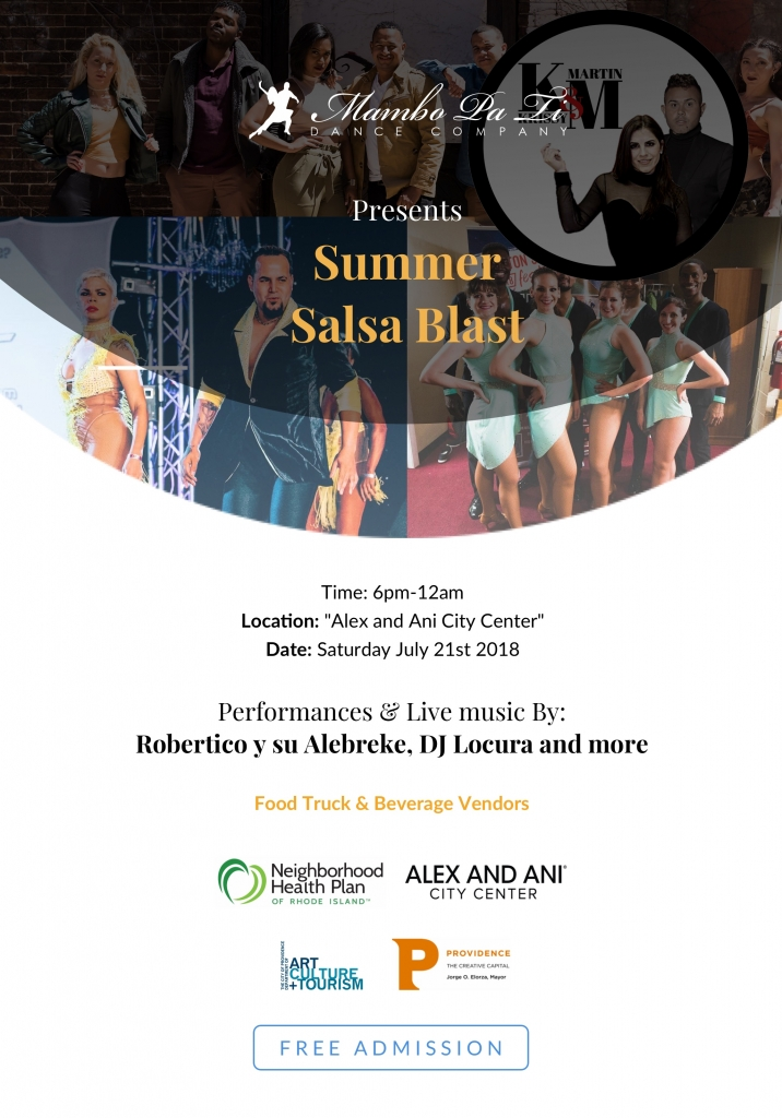 Summer Salsa Blast