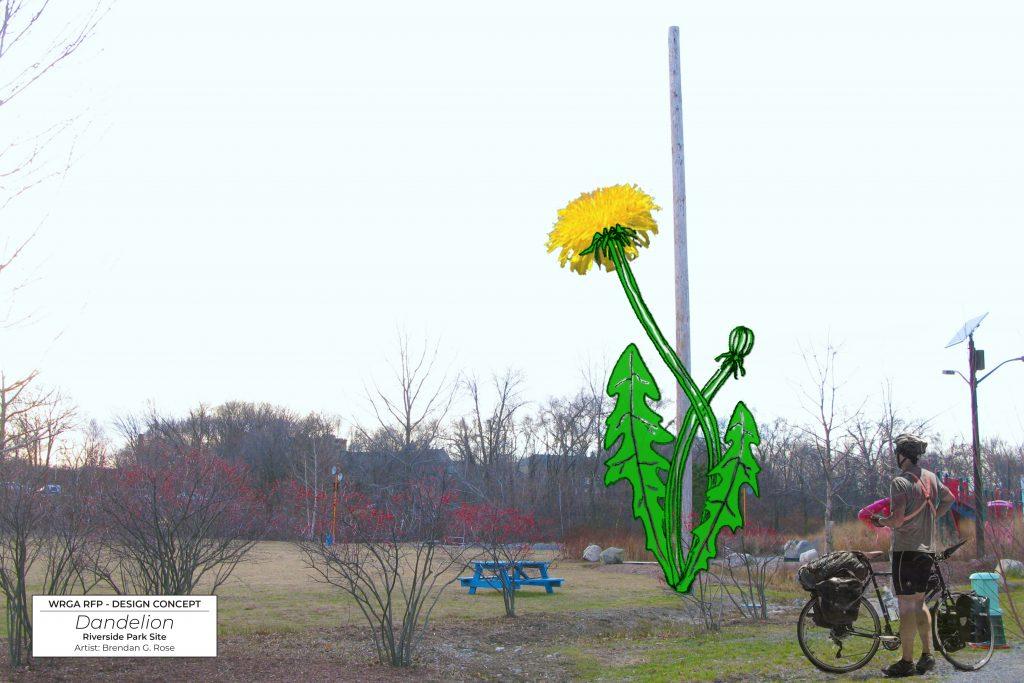 Brendan Rose - Dandelion Concept Art