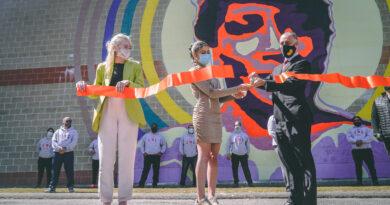 Public Art Residency at Rogers Rec