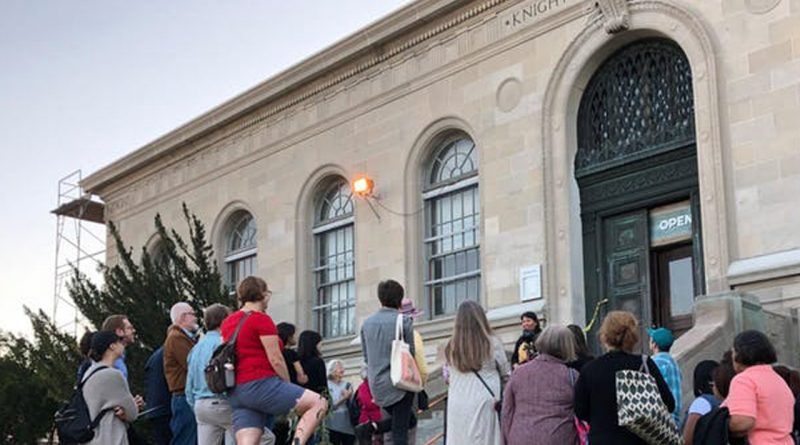 Neighborhood Tours, Armory Updates, Shakespeare Meets Hip Hop, and Sites and Stories Explored