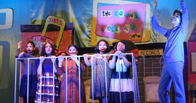Spring Musical Recap: Hairspray Jr. @ Gilbert Stuart Middle School