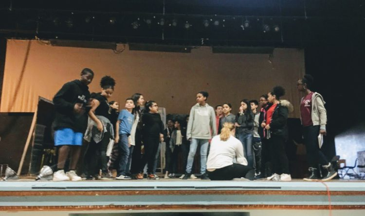 Turnaround Arts Middle School Musicals grow partnerships