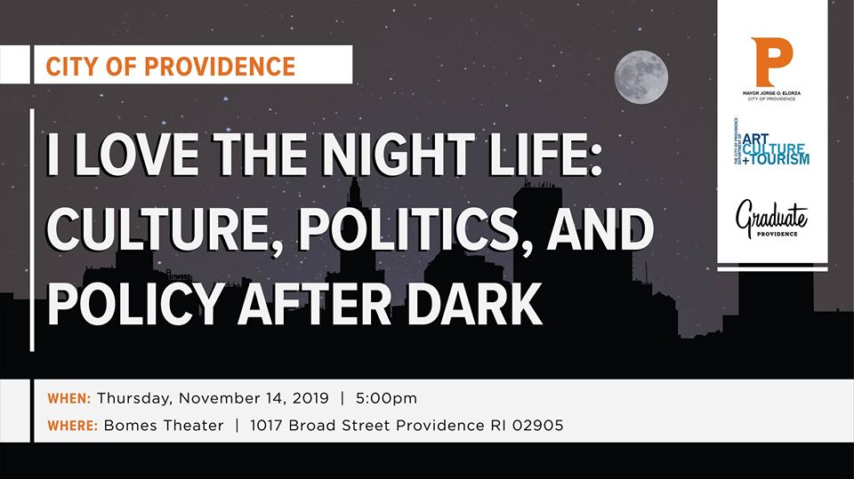 The City of Providence Senator Claiborne Pell Lecture on ...