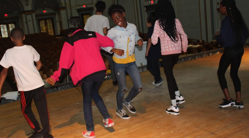 Creative Workforce and Arts Education: Turnaround Arts Providence launches tap dance program at Roger Williams and PVD Young Makers supports Autism Awareness