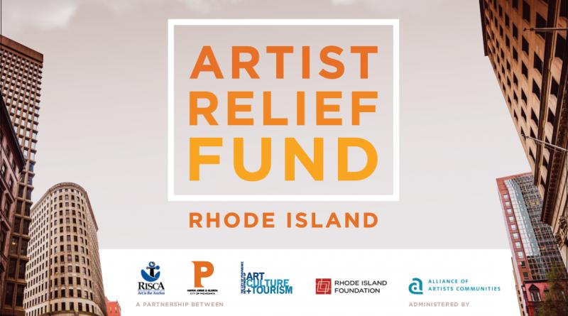 COVID-19 Artist Relief Fund Update