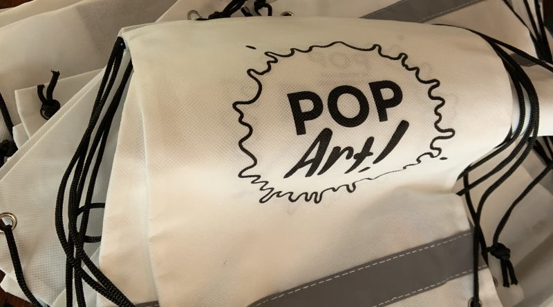 ACT and the Partnership for Providence Parks present POPArt Kits!