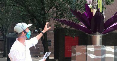 BUY ART, Wear Art, Be Safe: Mask Making in PVD Roundup