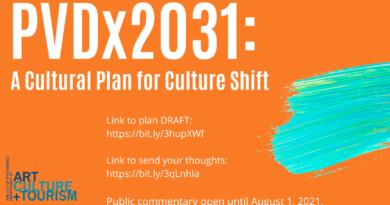 PVDx2031: A Cultural Plan for Culture Shift